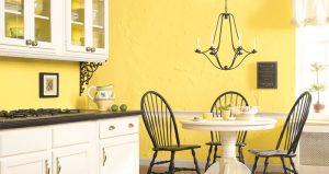 comedor-de-color-amarillo