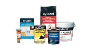 Masillas y otros productos complementarios